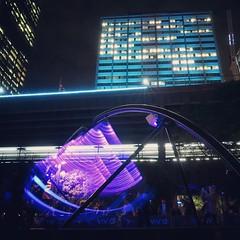 #long #exposure #swing #vividcanon #vividsydney #light #trails #seeaustralia #ilovesydney