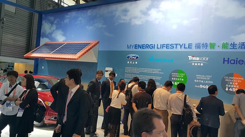 MyEnergi Lifestyle ไลฟสไตล์การใช้พลังงานในมุมมองของฟอร์ด