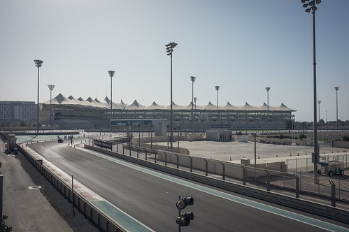 Yas Marina Circuit I.