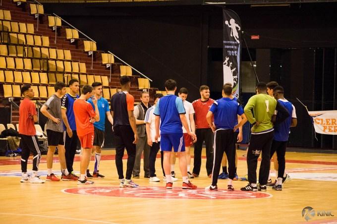 Jour 1 : Finalités Inter Pôles (Handball)