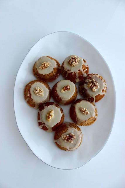 Coffee Cardamom Cake