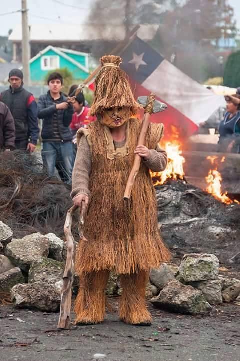Trauko Protesta Chiloé 2016