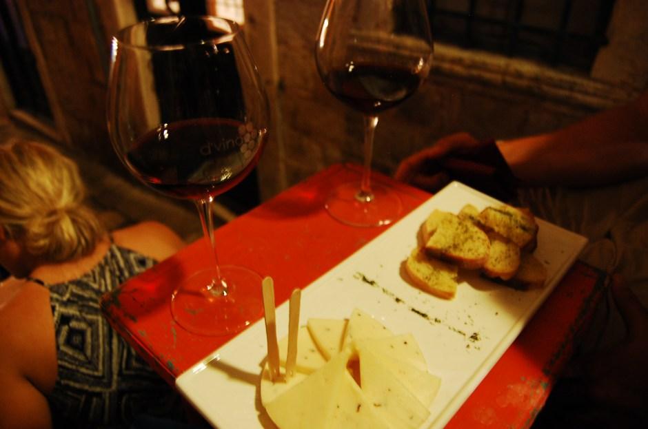 wine bar dubrovnik