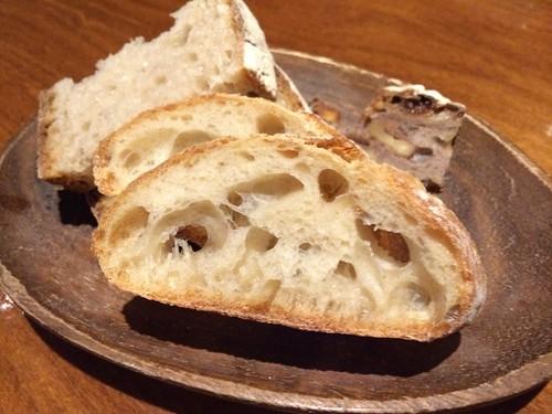 姉妹店「パン オ フゥ」のパン@エシェゾー