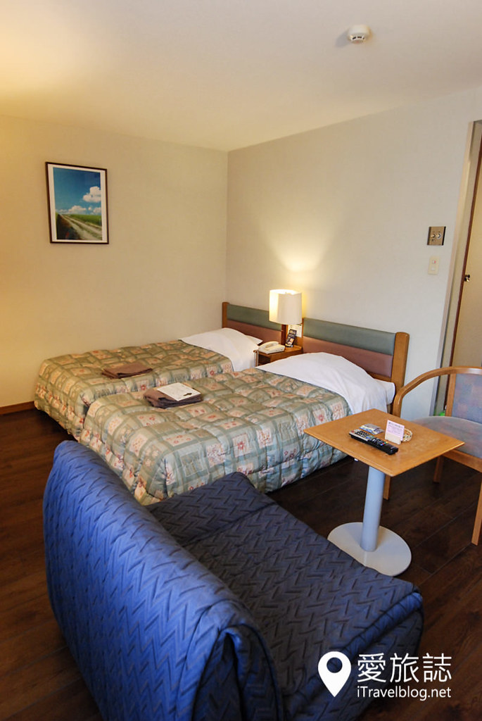 富良野自然森林酒店 Hotel Naturwald Furano 09