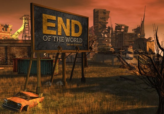 Friday Find: The End of the World as We Know It