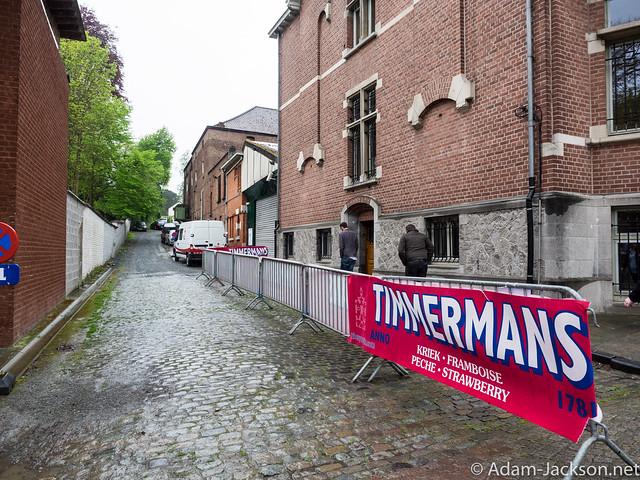 Timmerman's - Toer de Gueuze 2015