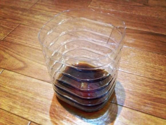 コバエ対策2016.めんつゆと洗剤とペットボトル