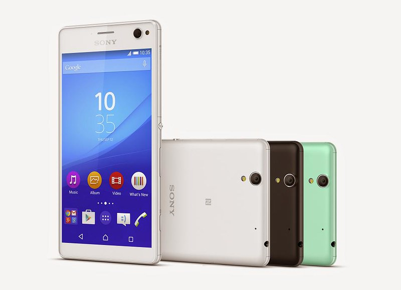 Xperia C4 Sony Android