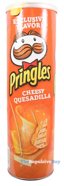 Cheesy Quesadilla Pringles