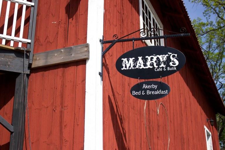 Marys café