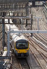 Heathrow Connect train at Paddington