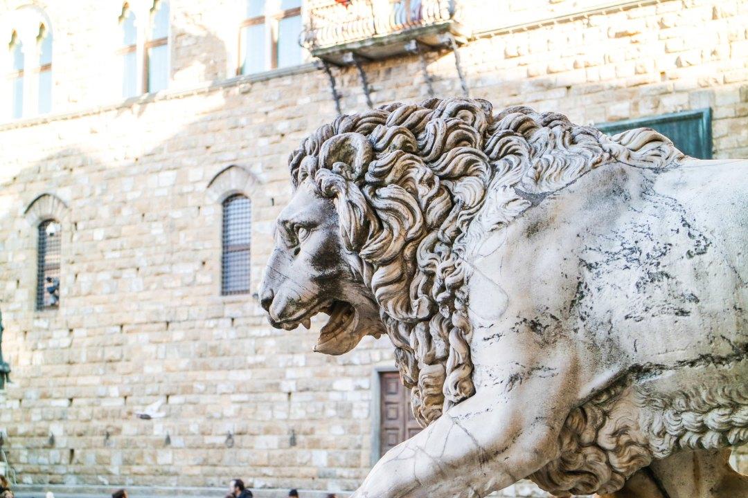 Galleria dei Lanzi, Firenze
