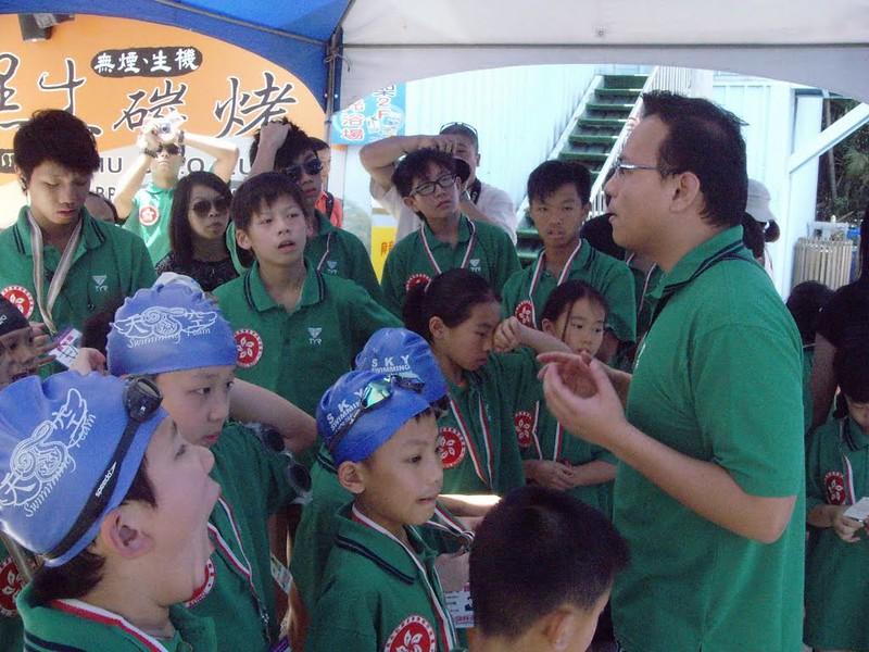 2010-05-01 台灣慧行盃國際游泳邀請賽