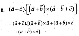 Plus Two Maths Chapter Wise Questions and Answers Chapter 10 Vector Algebra 54