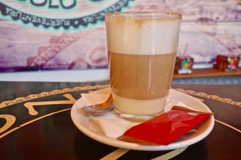 Cosa mangiare alle Canarie - Café leche y leche