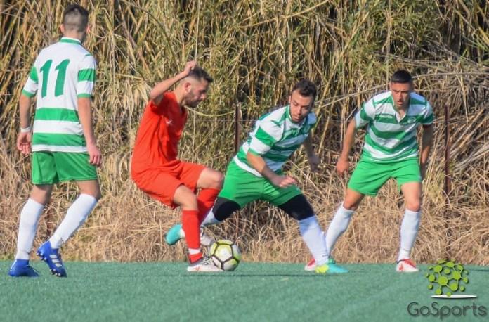 Α.Ε. Πρέβεζας vs ΠΕΑΣ Κατούνας 2018-19
