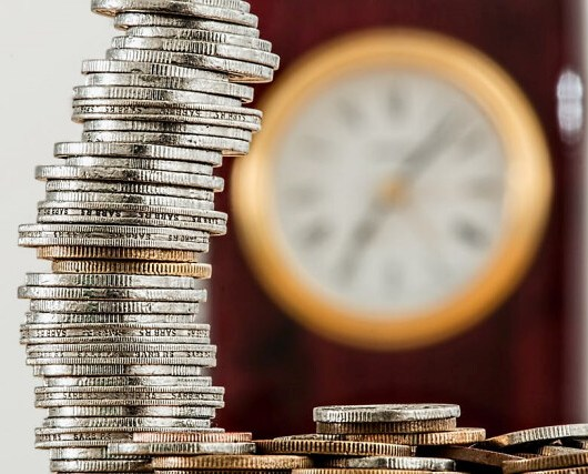 The Clock Is Ticking Raising Business Capital In The Background Of Your Life