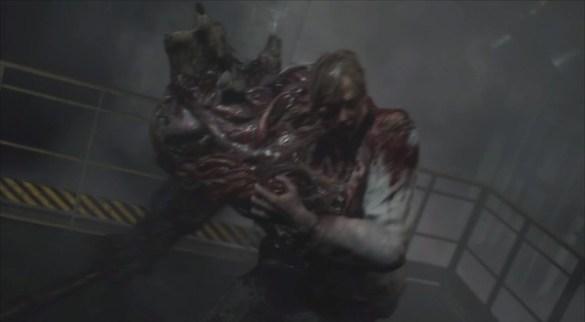 Resident Evil 2 Remake - Dr Birkin
