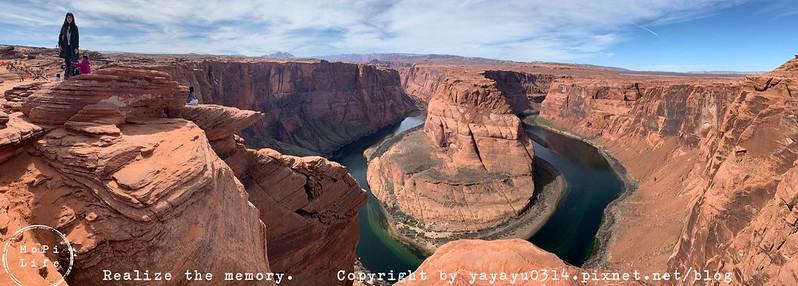 [ 美西 大峽谷國家公園 ] 南緣 / 羚羊峽谷 / 馬蹄灣兩日自駕行程攻略 胡佛水壩 Grand Canyon National Park South Rim ...