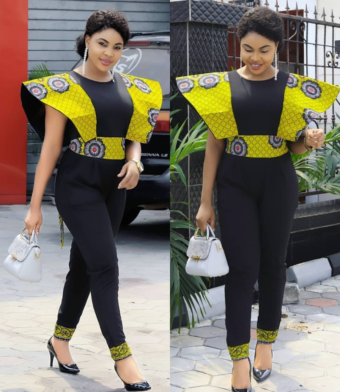 LATEST ANKARA STYLE 2019 FOR WOMAN FOR EVERY OCCASION! 3