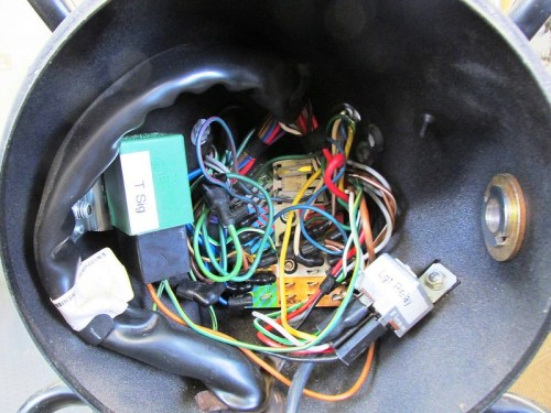 Wiring Inside Headlight Shell
