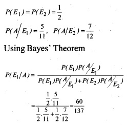 Plus Two Maths Chapter Wise Questions and Answers Chapter 13 Probability 43