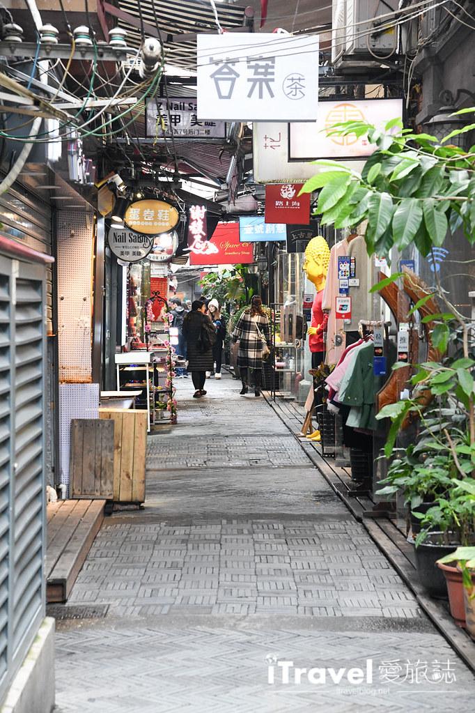 上海景点推荐 创意街区田子坊 (6)