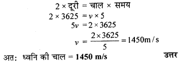 RBSE Solutions for Class 9 Science Chapter 11 ध्वनि 33