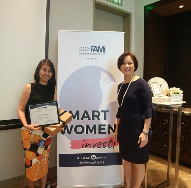 Smart Women Invest workshop