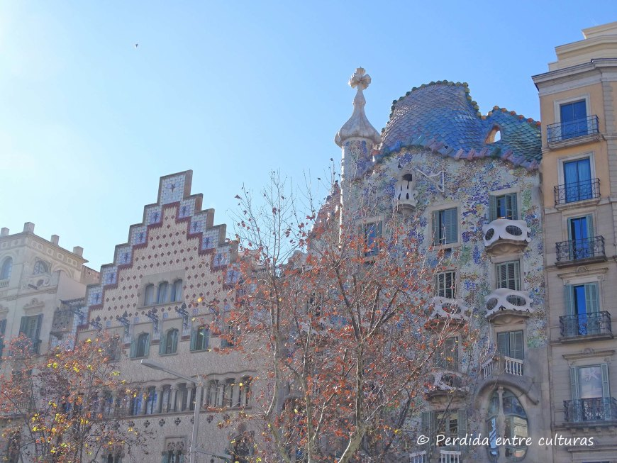 Casa Batlló - façana