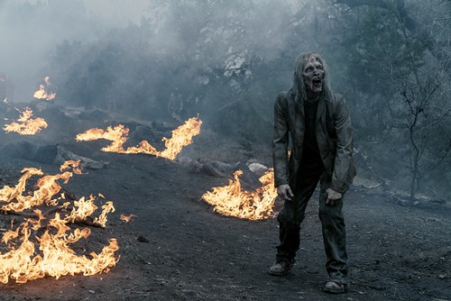 Fear the Walking Dead _ Season 5, Episode 1 - Photo Credit: Ryan Green/AMC