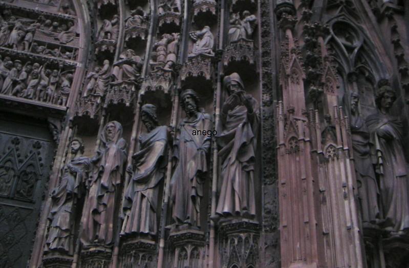 ストラスブール大聖堂内部