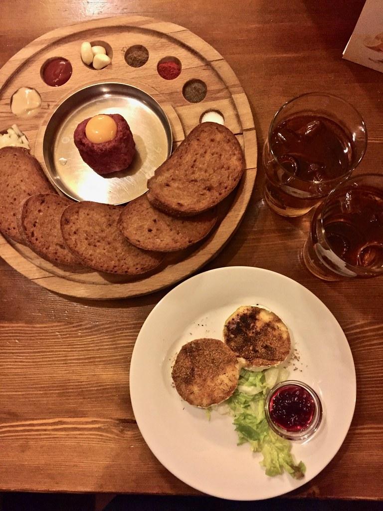 Dove mangiare a Praga - Malostranska Pivnice