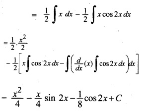 Plus Two Maths Chapter Wise Questions and Answers Chapter 7 Integrals 24