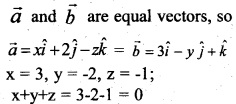 Plus Two Maths Chapter Wise Questions and Answers Chapter 10 Vector Algebra 66