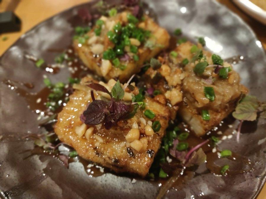 Turnip Cake Chifa Dumpling House Hong Kong Restaurant