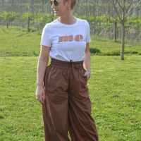Outfit of the week: Slogan T-Shirt