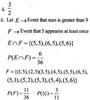 Plus Two Maths Chapter Wise Questions and Answers Chapter 13 Probability 38