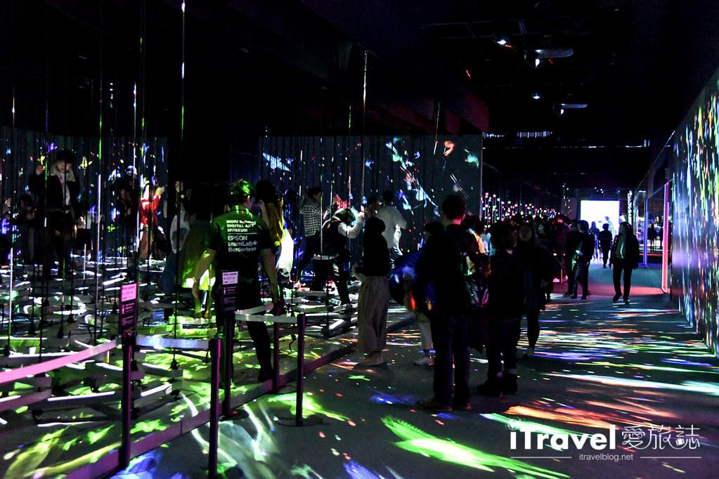 東京藝術展覽 teamLab Borderless (85)
