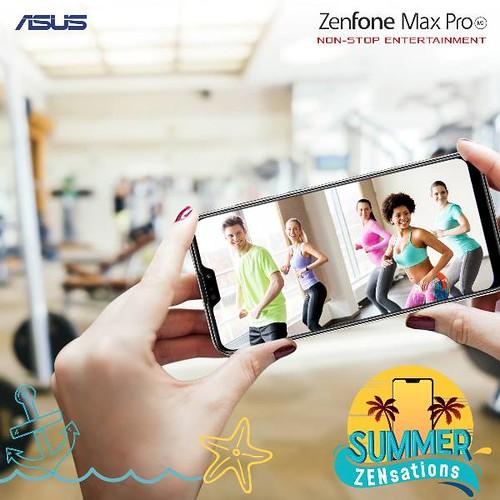 Zenfone Max Pro M2 Summer ZENsations