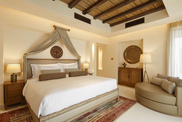 Jumeirah Al Wathba- One Bedroom Villa - Bedroom