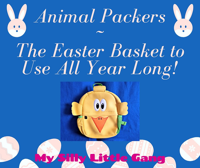 Animal Packers ~ The Easter Basket to Use All Year Long