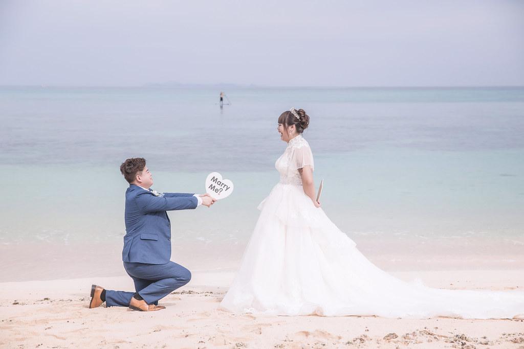陽陽&嚕嚕 沖繩證婚 (115)