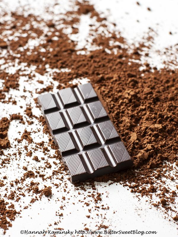 The Devil Eats Chocolate
