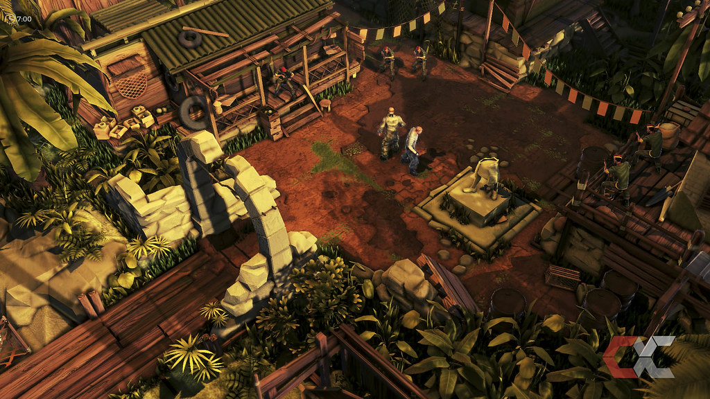 Jagged Alliance Rage! Review - OverCluster 02