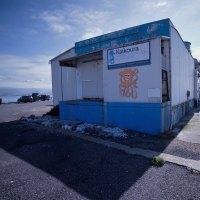 New Zealand's abandoned shark and aquarium
