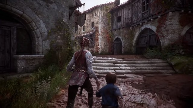 A Plague Tale Innocence - Village Run