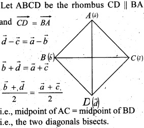 Plus Two Maths Chapter Wise Questions and Answers Chapter 10 Vector Algebra 12