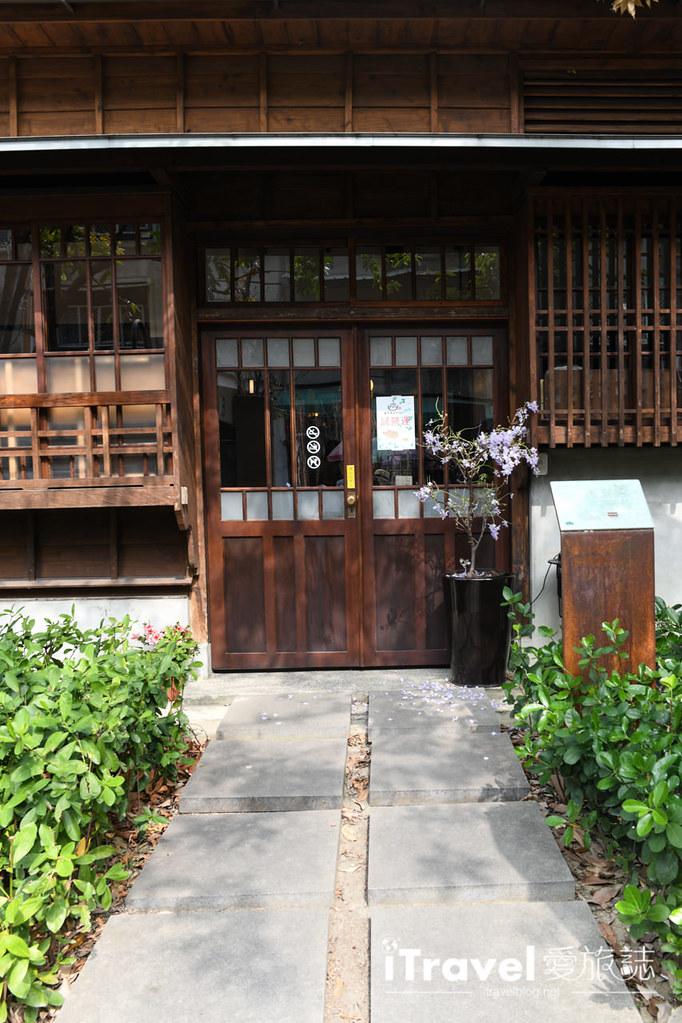 台中咖啡廳推薦 幸卉文學咖啡 (3)